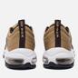 Мужские кроссовки Nike Air Max 97 OG QS Metallic Gold фото - 2