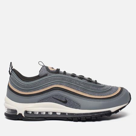 Мужские кроссовки Nike Air Max 97 Premium Cool Grey/Deep Pewter/Mushroom/Sail