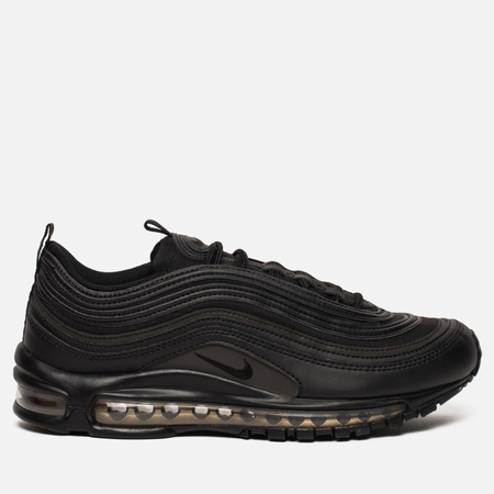 Мужские кроссовки Nike Air Max 97 Premium SE Black/Black/Metallic Gold