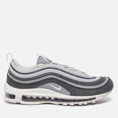Мужские кроссовки Nike Air Max 97 Premium Wolf Grey/Cool Grey/Black/Black