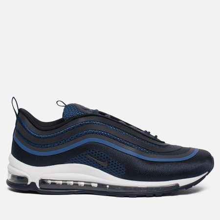 Мужские кроссовки Nike Air Max 97 Ultra '17 Gym Blue/Obsidian/Summit White
