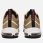 Мужские кроссовки Nike Air Max 97 Ultra '17 Metallic Gold/University Red/Black/White фото - 3