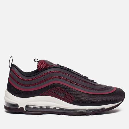 Мужские кроссовки Nike Air Max 97 Ultra '17 Noble Red/Port Wine/Summit White
