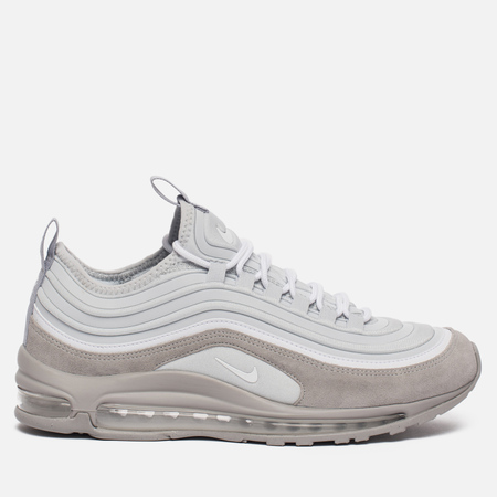 Мужские кроссовки Nike Air Max 97 Ultra '17 SE Pure Platinum/White/Wolf Grey