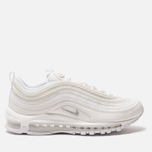Мужские кроссовки Nike Air Max 97 White/Wolf Grey/Black фото- 0