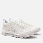 Мужские кроссовки Nike Air Max 97 White/Wolf Grey/Black фото- 2