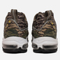 Мужские кроссовки Nike Air Max 98 All Over Print Khaki/Team Orange/Medium Olive фото - 2