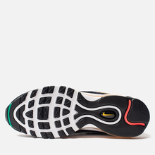 Мужские кроссовки Nike Air Max 98 Premium Black/Flash Crimson/Kinetic Green фото- 4
