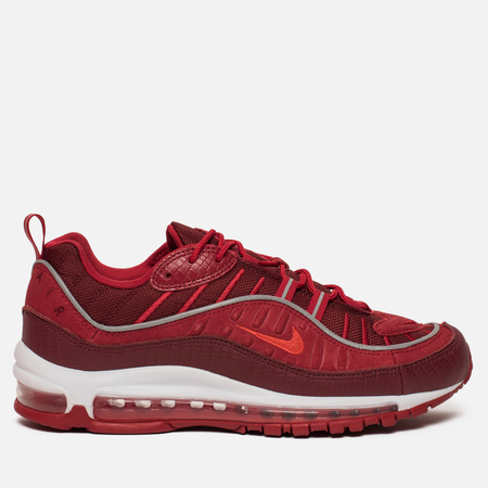 Мужские кроссовки Nike Air Max 98 SE Team Red/Habanero Red/Gym Red/White