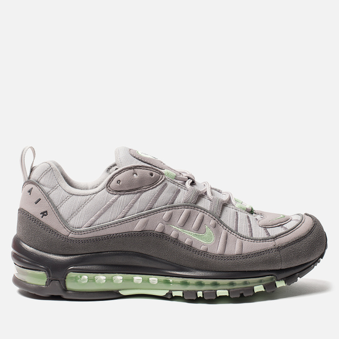 Мужские кроссовки Nike Air Max 98 Vast Grey/Fresh Mint/Atmosphere Grey