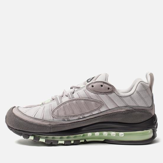 Мужские кроссовки Nike Air Max 98 Vast Grey/Fresh Mint/Atmosphere Grey