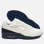 Мужские кроссовки Nike Air Max BW Premium Sail/Midnight Navy/Ale Brown фото- 2