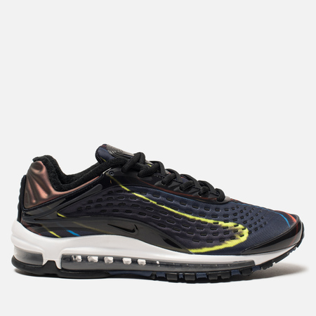 Мужские кроссовки Nike Air Max Deluxe Black/Black/Midnight Navy/Reflect Silver
