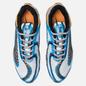 Мужские кроссовки Nike Air Max Deluxe Photo Blue/Wolf Grey/Orange Peel/Black фото - 1