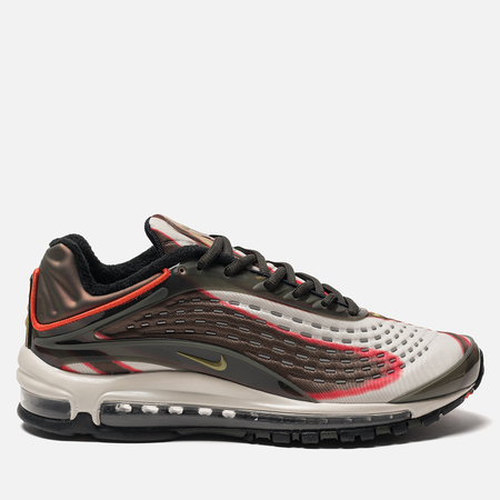 Мужские кроссовки Nike Air Max Deluxe Sequoia/Camper Green/Team Orange/Black
