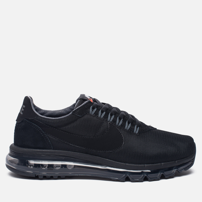 Мужские кроссовки Nike Air Max LD-Zero Black/Black/Dark Grey