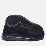 Мужские кроссовки Nike Air Max LD-Zero Black/Black/Dark Grey фото- 1