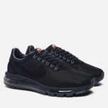 Мужские кроссовки Nike Air Max LD-Zero Black/Black/Dark Grey фото- 2