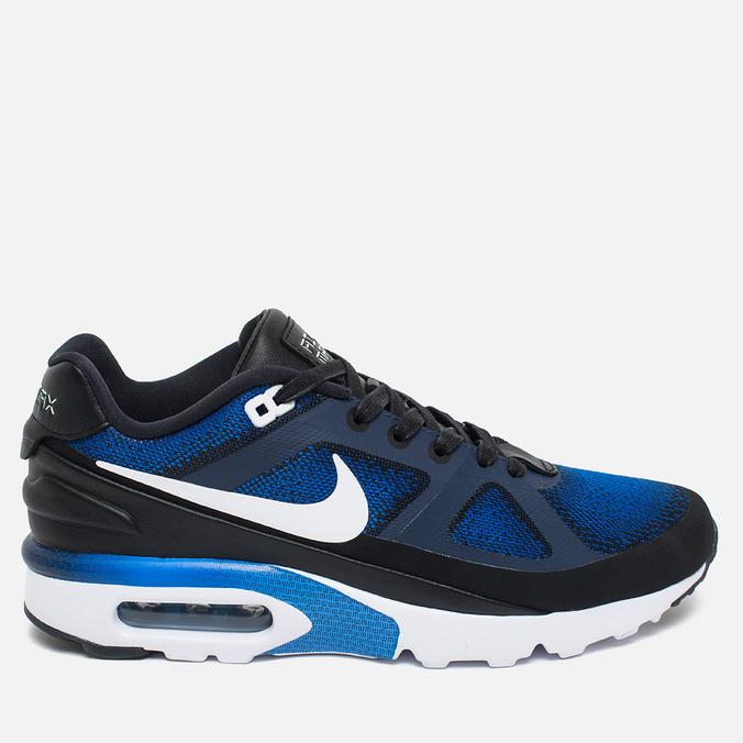 Nike Air Max MP Ultra Deep Men's Sneakers Royal Blue/Black/White