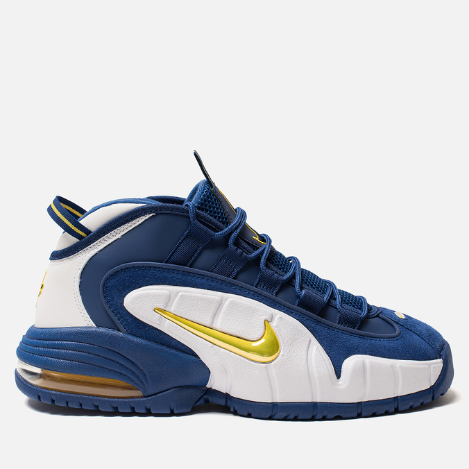 8a75e963f Мужские кроссовки Nike Air Max Penny 1 Deep Royal/Amarillo/White ...