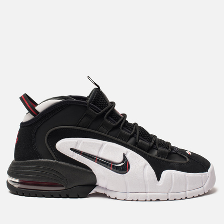 Мужские кроссовки Nike Air Max Penny Black/Black/White/University Red