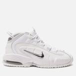 Мужские кроссовки Nike Air Max Penny White/White/Metallic Silver фото- 0