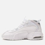 Мужские кроссовки Nike Air Max Penny White/White/Metallic Silver фото- 1