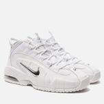 Мужские кроссовки Nike Air Max Penny White/White/Metallic Silver фото- 2