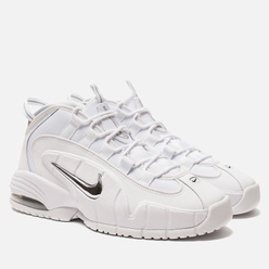 Мужские кроссовки Nike Air Max Penny White/White/Metallic Silver