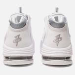 Мужские кроссовки Nike Air Max Penny White/White/Metallic Silver фото- 3