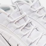 Мужские кроссовки Nike Air Max Penny White/White/Metallic Silver фото- 6