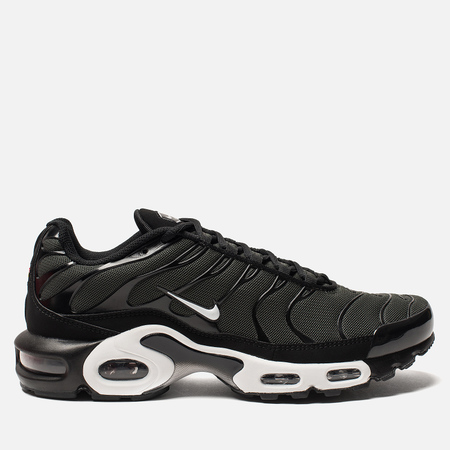 Мужские кроссовки Nike Air Max Plus Black/Black/Sequoia/Sequoia