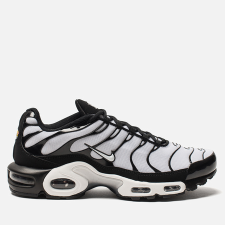 Мужские кроссовки Nike Air Max Plus Black/Black/White/White