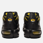 Мужские кроссовки Nike Air Max Plus Black/White/Vivid Sulfur фото- 3