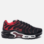Мужские кроссовки Nike Air Max Plus Black/University Red/Team Red/White фото- 0