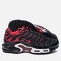 Мужские кроссовки Nike Air Max Plus Black/University Red/Team Red/White фото - 1