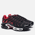 Мужские кроссовки Nike Air Max Plus Black/University Red/Team Red/White фото- 2