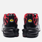 Мужские кроссовки Nike Air Max Plus Black/University Red/Team Red/White фото - 3