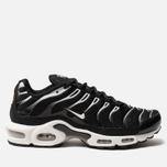 Мужские кроссовки Nike Air Max Plus Black/White/Black/Reflect Silver фото- 0