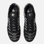 Мужские кроссовки Nike Air Max Plus Black/White/Black/Reflect Silver фото- 5