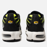 Мужские кроссовки Nike Air Max Plus Black/White/Platinum Tint/Volt фото- 3