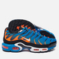 Мужские кроссовки Nike Air Max Plus Blue/White/Total Orange фото - 1