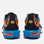 Мужские кроссовки Nike Air Max Plus Blue/White/Total Orange фото- 3