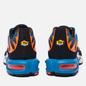 Мужские кроссовки Nike Air Max Plus Blue/White/Total Orange фото - 3