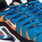 Мужские кроссовки Nike Air Max Plus Blue/White/Total Orange фото - 5