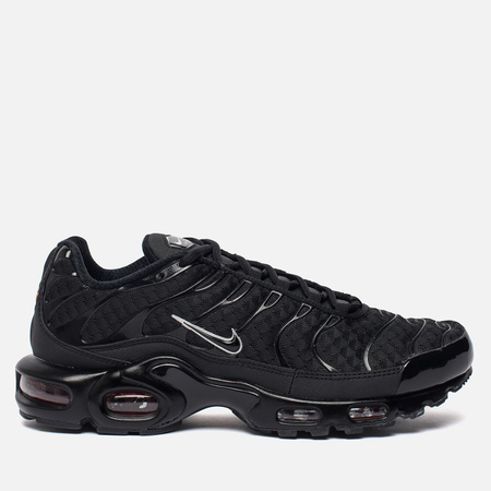 Мужские кроссовки Nike Air Max Plus Ninja Pack Black/Black/Metallic Silver