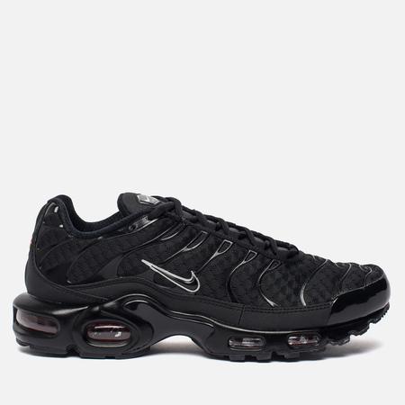 Мужские кроссовки Nike Air Max Plus Ninja Pack Black/Black/Metallic Silver