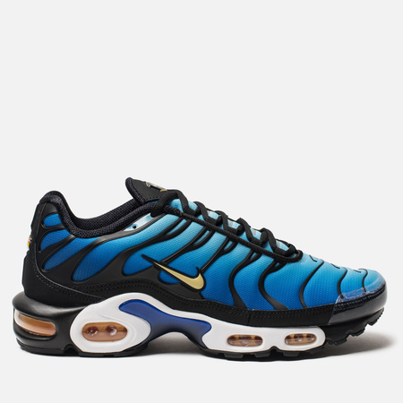 Кроссовки Nike Air Max Plus OG Black/Chamois/Sky Blue/Hyper Blue