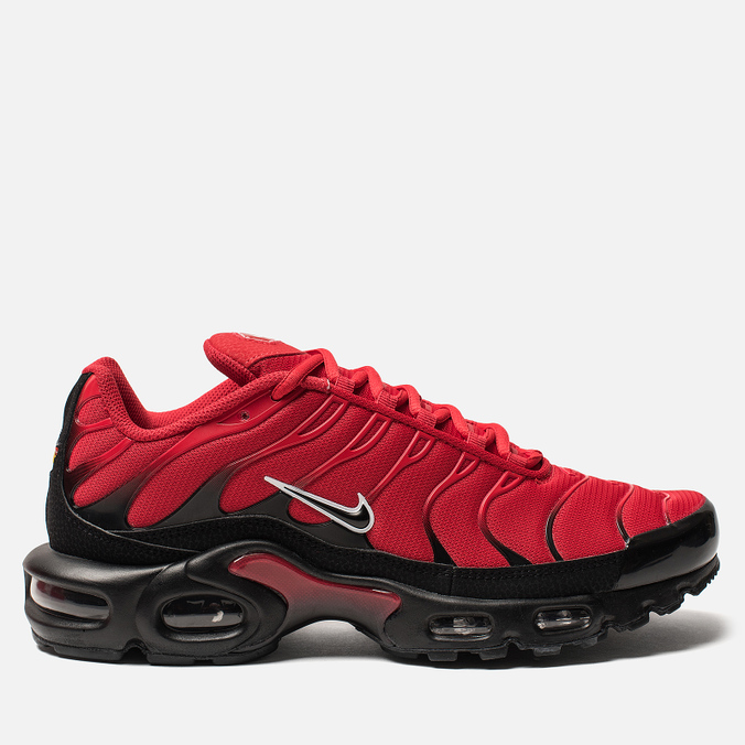 Мужские кроссовки Nike Air Max Plus University Red/Black/White