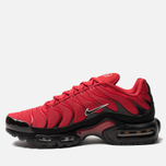Мужские кроссовки Nike Air Max Plus University Red/Black/White фото- 1